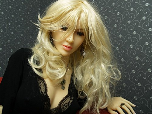 Silicone Real Doll - Luxury Sex Doll - Blonde Sex Doll