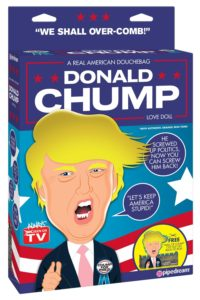Chump - The Donald Trump Sex Doll