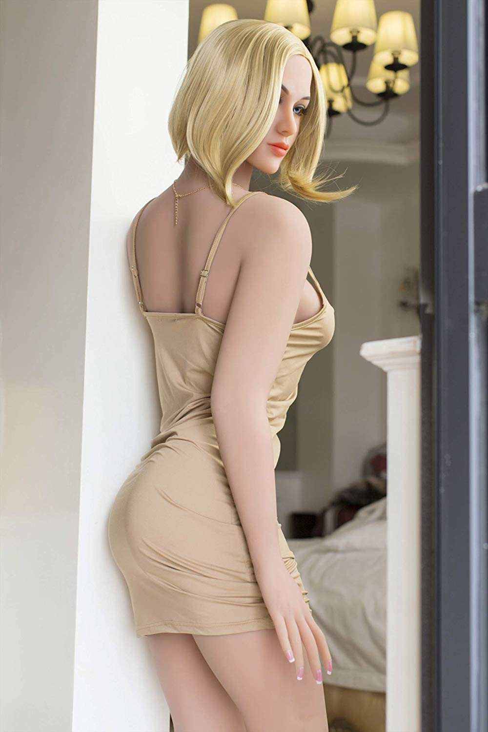 Hot Blonde Real Doll - Sex Doll