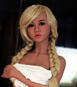 Blonde Sex Doll - Realistic Sex Doll Skin