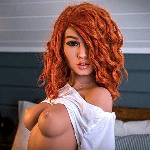 Realistic Readhead Sex Doll - Beautiful