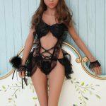 Beautiful Tan Real Doll at Amazon